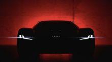 新世代超跑-Audi 預告首款純電能超級跑車