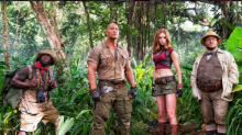 Karen Gillan's 'Jumanji: Welcome to the Jungle' Costume Explained, but Does the Reason Make It Okay?