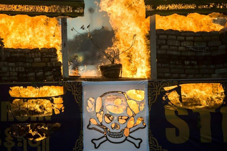Southeast Asia's meth gangs making $60 billion a year: UN