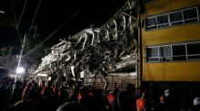 Rescuers in desperate search for girl as Mexico quake toll hits 225
