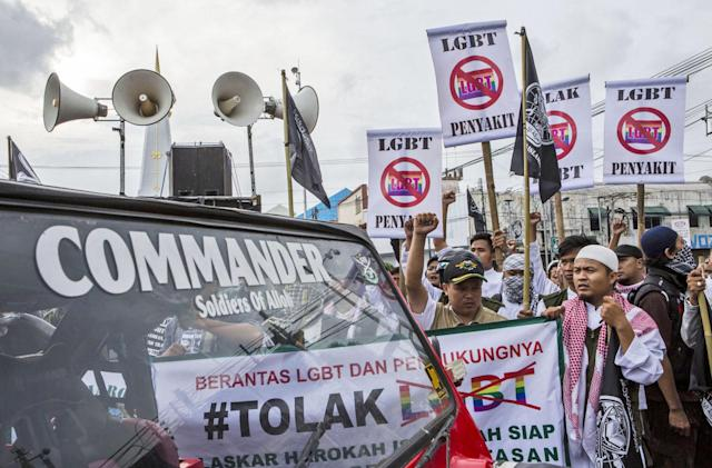 Indonesian government may ban over 80 LGBT apps and websites
