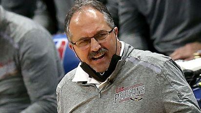 Pelicans fire Van Gundy after 1 season as coach