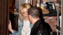 Nick Jonas and Kate Hudson Enjoy Dinner at Romantic Restaurant in L.A.