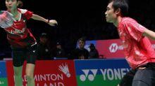 Babak dua Denmark Open, Hafiz/Gloria ditaklukkan unggulan kedua