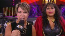 Eddies Witwe: AEW holt frühere WWE-Oberschurkin