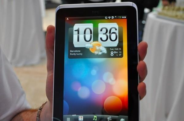 HTC launches 1.5GHz, 7-inch Flyer into the tablet wars (update: hands-on video!)