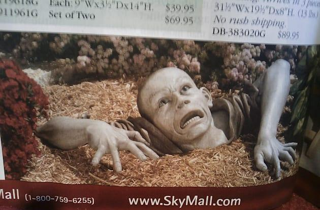 Crapgadget purveyor SkyMall is filing for bankruptcy