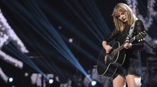 Taylor Swift Announces First Live Shows Behind New Album