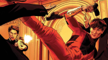 Marvel's 'Shang-Chi' halts production as director self-isolates over coronavirus concern