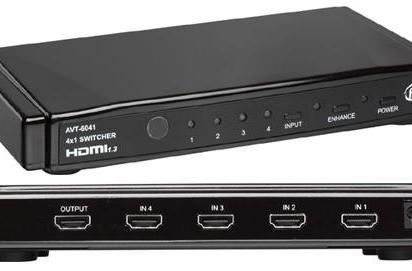 AV Toolbox delivers HDMI switch, scaler and signal splitter