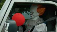 This man's creepy Pennywise Jeep is freaking people out
