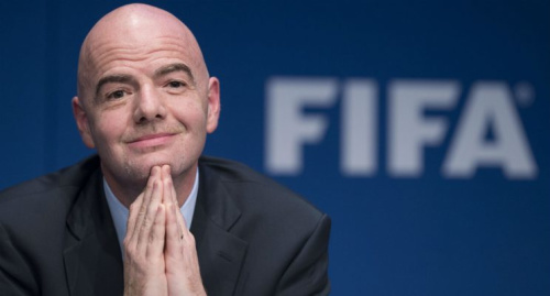 Shockwaves spread across the soccer world after Gianni Infantino took over as FIFA president last year, but the landscape looks disturbingly similar. (Getty)