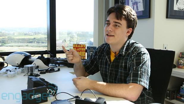 Oculus' Palmer Luckey on the Motorola StarTAC and living in the meatspace