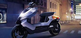 Images of production-specific Zeeho Cyber electric scooter leaked: Details here