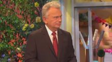 Fans 'couldn't stop laughing' after Pat Sajak stares down 'Wheel of Fortune' contestant for ruining his joke