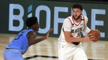 Portland's Jusuf Nurkic announces his grandmother died after COVID-19 battle