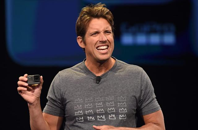 GoPro's production issues cut into its sales and stock price