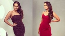 Sonakshi Sinha slays in her chic avatar during the photo-shoot of Nach Baliye