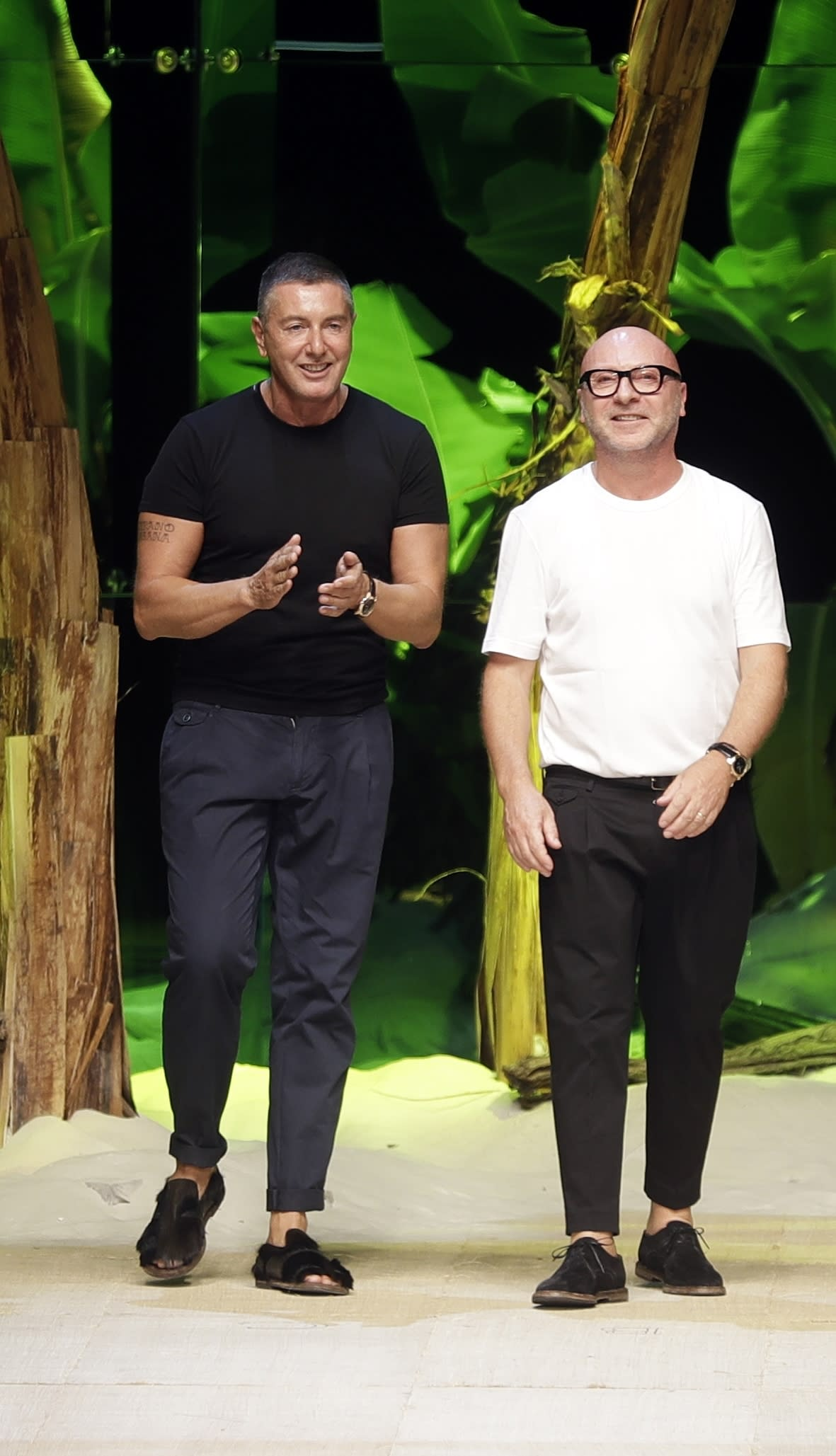Dolce   Gabbana cancels show after outcry over  racist  ad 1571daa7bff86