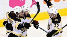Jaroslav Halak makes 35 saves as Bruins down Lightning 3-2 in Game 1