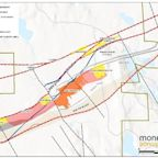 Moneta Files NI 43-101 Technical Report on the Preliminary Economic Assessment Study of the South West Deposit, Golden Highway Project
