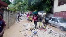 Tormenta Laura deja más de una docena de muertos en Haití y Dominicana