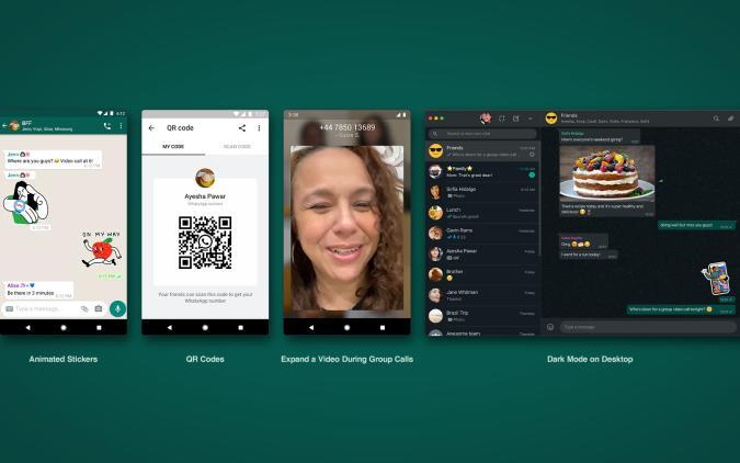 WhatsApp new feature bundle