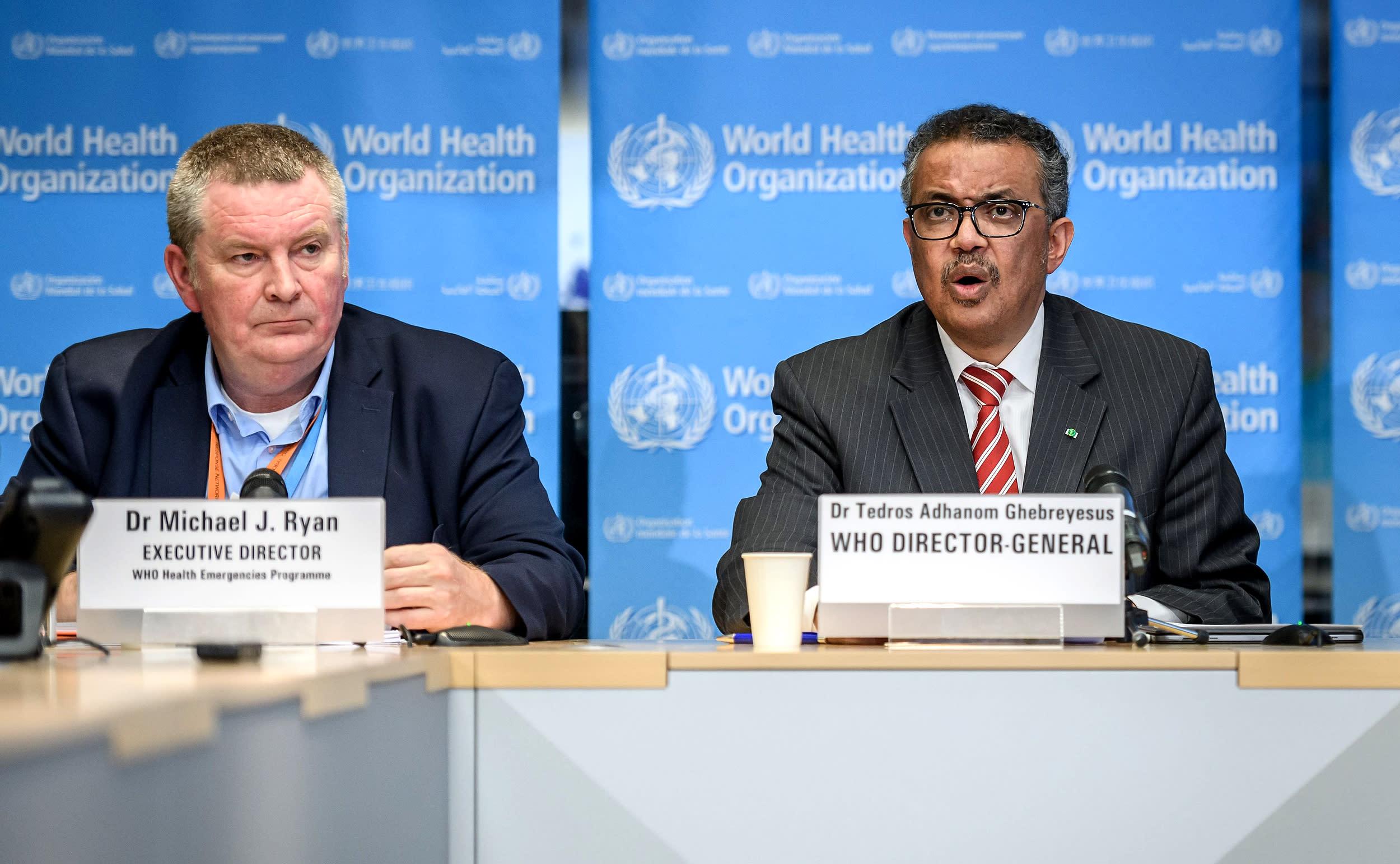 WHO labels coronavirus outbreak a pandemic