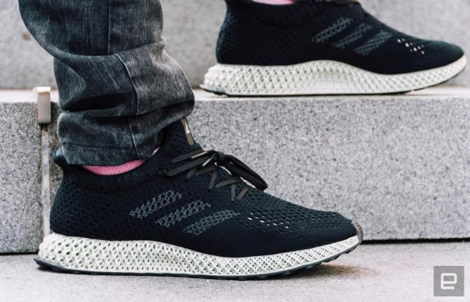 Adidas Futurecraft 4D shoes: The fourth dimension is hype