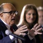Giuliani tells Pennsylvania legislators they can override popular vote to appoint pro-Trump electors