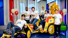 McLaren F1 make special upgrade to rickshaw for The One Show's charity challenge