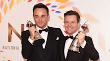 'Saturday Night Takeaway' lands ratings record after Ant and Dec present without studio audience