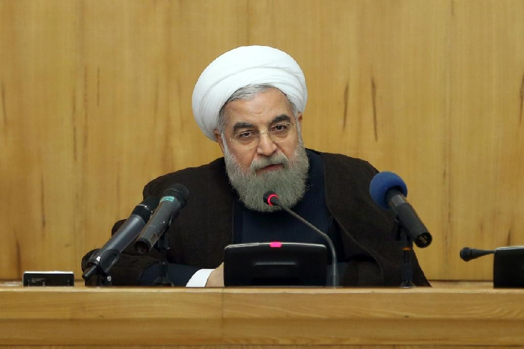 """Iranian President Hassan Rouhani said ahead of the one-day visit that he wanted to stop in Cuba, a """"friendly and revolutionary country,"""" on his way to the United Nations General Assembly in New York"""