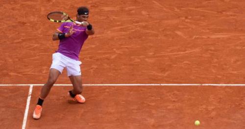 Tennis - ATP - Monte-Carlo - Rafael Nadal remporte son 10e tournoi de Monte-Carlo
