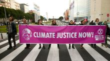 Talk is just more hot air as emissions keep rising, climate activists tell politicians