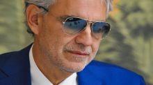 """Bocelli: """"Succedono cose strane, sono stato frainteso"""""""