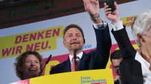 Germany's Free Democrats could be brake on euro reform