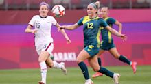 Elastic Australia show different face in Olympic football draw with USA