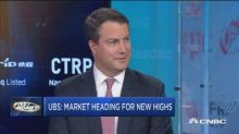 Top strategist says new highs are in sight