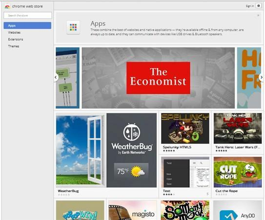 Chrome apps may soon run without any trace of the web browser