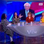 Bernie Sanders favors felons' right to vote