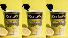 A gin-and-lemon yoghurt is now on sale