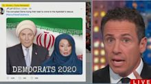 Chris Cuomo says Trump tweet was 'anti-American' and 'pathetic'