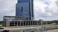 'I-4 Eyesore' nears completion, but roadblocks remain for future tenants