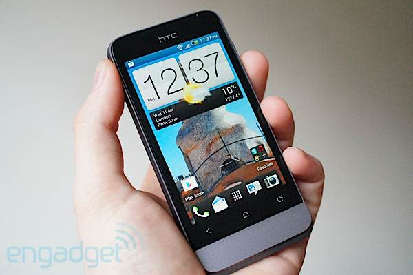 HTC One V reaching Telus on June 8th, completes Canadian trifecta
