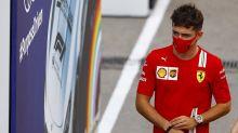 """Leclerc diz que retorno à Bélgica é """"difícil"""" após morte de Hubert"""
