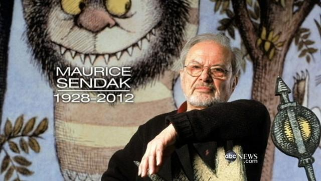 'Where the Wild Things Are' Author Dead