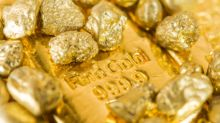 Oro Consolida Sobre 1.620, a punto de cerrar mejor semana desde 2008