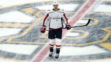 Caps edge Bruins 2-1 in SO in Chara's return to Boston