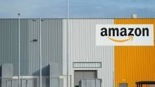 Amazon is now second most valuable U.S.-listed company, tops Alphabet